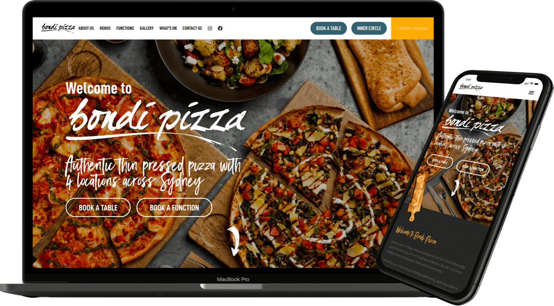 Bondi Pizza Sydney