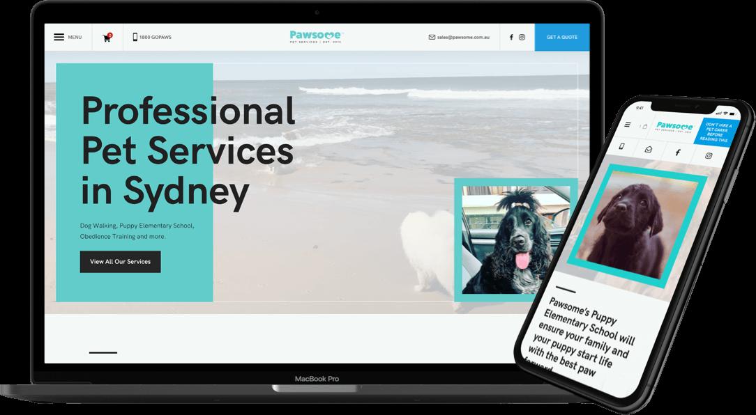 Pawsome Pet Services